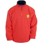 Young Gun Junior Fleece RED