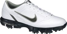 Nike Air Rival Golf Shoe White/Silver