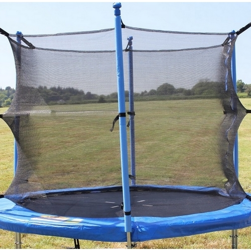 HQ 8FT Trampoline Net With Straps
