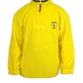 Young Gun Junior Fleece YELLOW