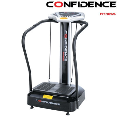 confidence vibration plate power plus fitness trainer the sports hq. Black Bedroom Furniture Sets. Home Design Ideas