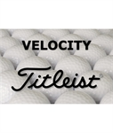 24 Titleist Velocity Lake Balls