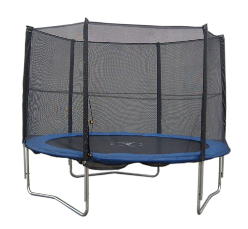 Woodworm 10ft Trampoline With Enclosure