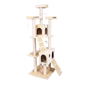Confidence Pet Presidential Cat Tree - Beige - Image 1