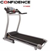 Confidence TXI Heavy Duty Motorised Treadmill - Image 1