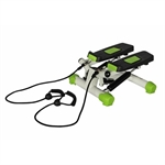 Confidence Twist Stepper with Ropes