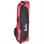 Confidence Golf Travel Cover - Red