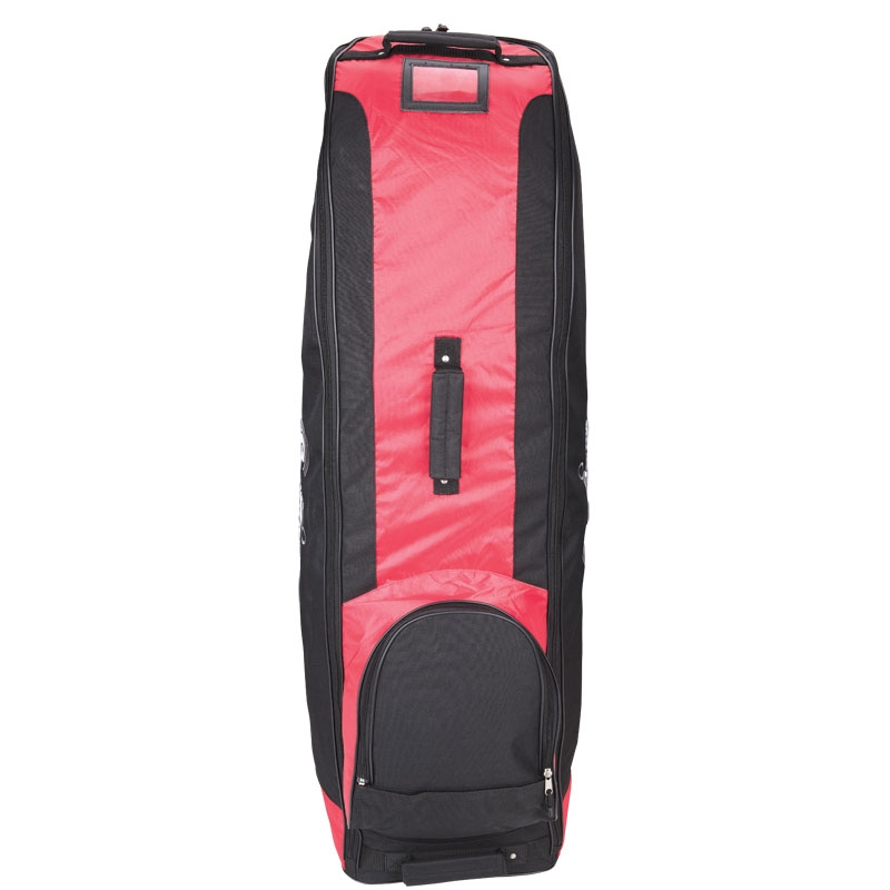 Confidence Golf Bag Travel Cover Red With Wheels Ebay