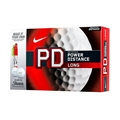 Nike PD8 Long Golf Balls 1 Dozen + Free Sharpie