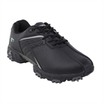 Forgan Leather III Golf Shoes - Black