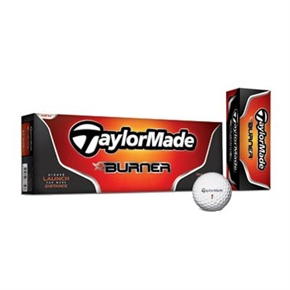 TaylorMade Burner Golf Balls 2011 12 Pack