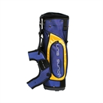 Young Gun Tour Carry Bag Navy/Gold