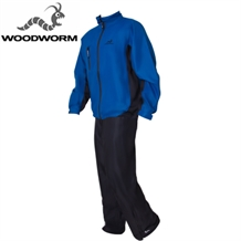 Woodworm Golf Waterproof Suit BLUE