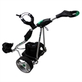 Stowamatic GXT Electric Golf Trolley SILVER