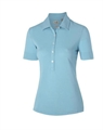 Ashworth Ladies EZ-Tech Pique Polo Shirt