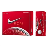 2 x 12 Nike RZN Red Golf Balls