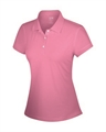 Adidas Womens ClimaLite Jersey Polo