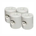 Palm Springs Screw Tight Gazebo Feet- 4 Pack