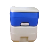 20L Portable Toilet for Camping and Outdoors - Image 1