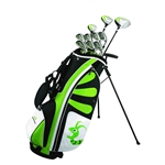 Woodworm Golf ZOOM Package Set LEFTY