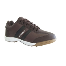Stuburt Urban 2 Spikless Golf shoes- Brown