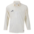 Woodworm Pro Series Long Sleeve Cricket Shirt