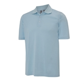Ashworth Mens Twist Jersey Polo