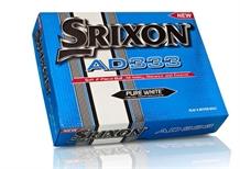 Srixon AD333 Golf Balls 2014 - 1 Dozen