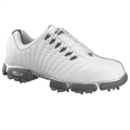Hi-Tec Pure Power CDT WPI Golf Shoes WHITE/SILVER