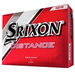 12 Srixon Distance Mens Golf Balls