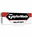 12 TaylorMade Burner Golf Balls