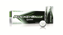 TaylorMade RocketBallz Golf Balls 2012 - 12 Pack
