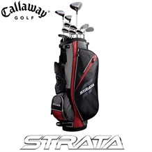 Callaway Strata Mens Golf Clubs Set