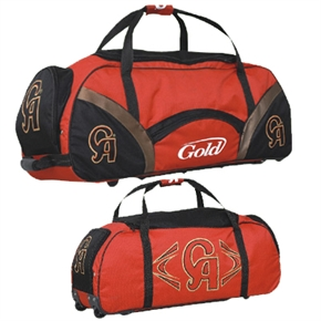 CA Cricket GOLD Cricket Bag with Wheels
