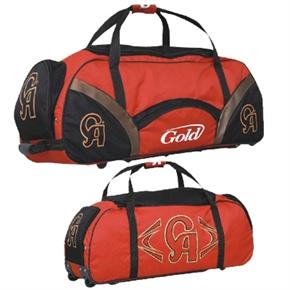 CA Cricket GOLD Cricket Bag with Wheels