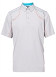 Callaway Karl Polo Utility Stitch Inspired Grey