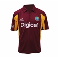 West Indies 2011/2012 ODI Replica Shirt JUNIORS
