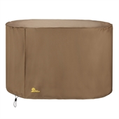 Palm Springs 2 Seater Round Bistro Set Cover - Image 1