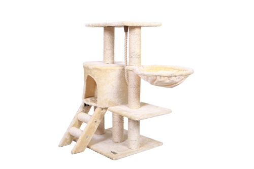 arbre chat more 4 cats. Black Bedroom Furniture Sets. Home Design Ideas