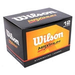 2 x 12 Wilson Maximum Golf Balls