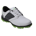Woodworm Player 2.0 Golf Shoes - White/Neon