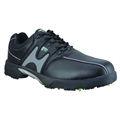 Forgan Leather Waterproof Golf Shoes All Black