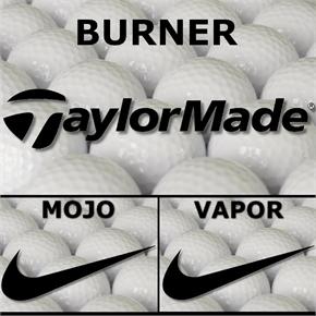 24 Top Brand (Nike/TaylorMade) Lake Balls