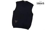 Ashworth Junior Fleece Slipover - NAVY
