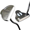 Forgan Hole Out IV White Face Putter