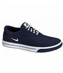 Nike Mens Lunar SwingTip Canvas Golf Shoes - Navy