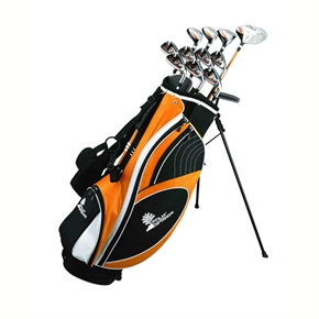 Palm Springs Visa Complete Golf Clubs Package Set