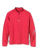 Oakley Schenk 1/4 ZIP Jacket - Pink