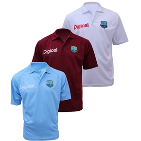 West Indies 2011/2012 Replica Polo Shirt