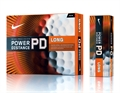 12 Nike Golf PD7 Power Distance Long Balls ORANGE